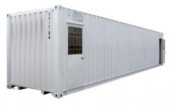 CONTAINER VỆ SINH 40 FEET