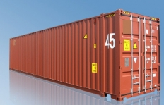 Container 45 feet HC