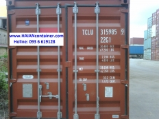 Container kho 20 feet